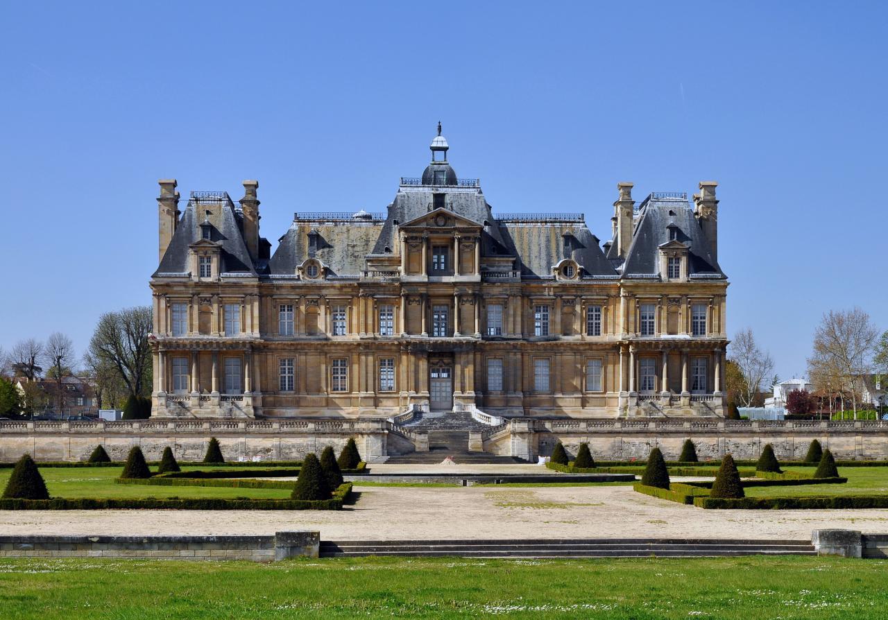 Maisons laffitte yvelines et son ch teau for Chateau des yvelines