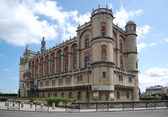 Château de Saint Germain-en-Laye (1)