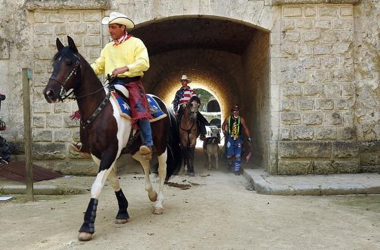 Journée du cheval 09092018 Fort de Condé (1)