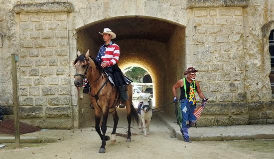 Journée du cheval 09092018 Fort de Condé (2)