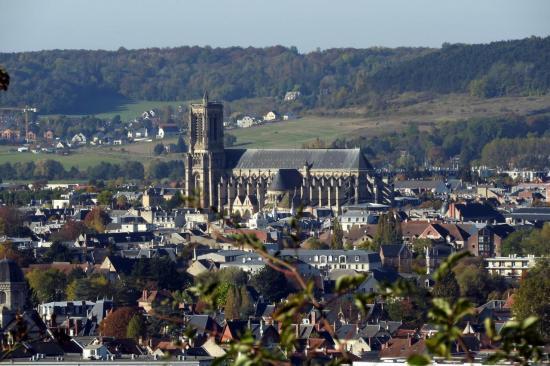 Soissons  vue de Belleu 31102016 (2)