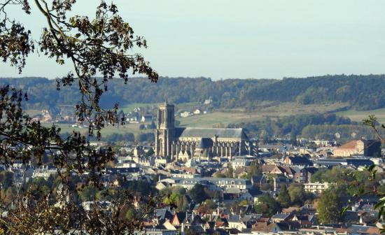 Soissons  vue de Belleu 31102016 (6)